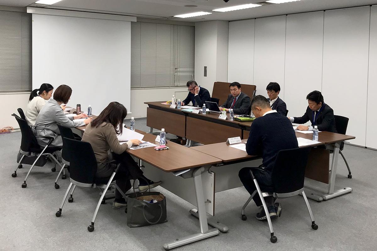 第4回アスリートアディクション対策プロジェクト会議