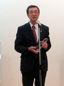 藤井義雄氏