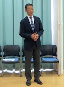 田口禎則 専務理事