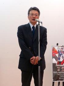 秋田康明氏