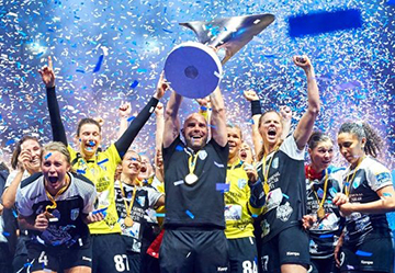 (C) EHF Champions League Official Site