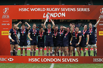 (C) HSBC World Rugby Sevens Series Official Site